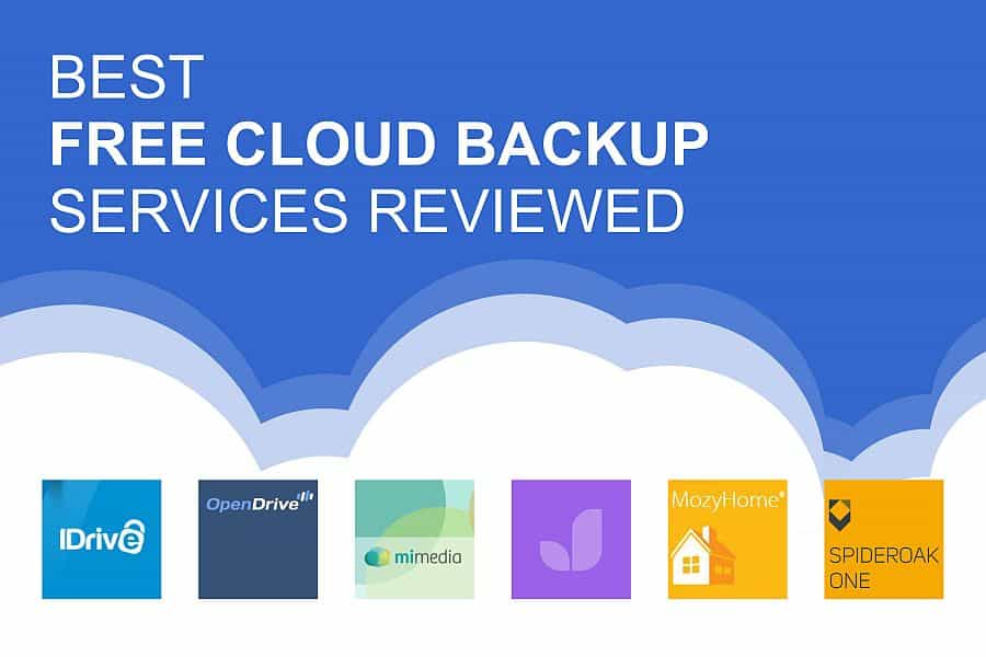 Best Free Cloud Backup Services Reviewed