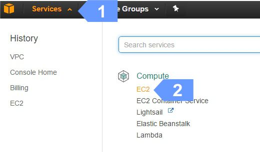 How to Create EC2 Instance