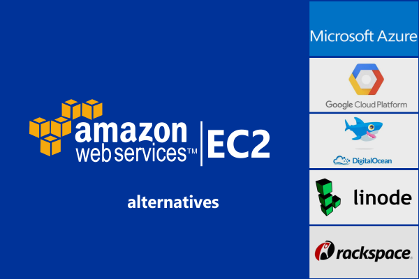 Amazon EC2 Alternatives for Linux Web Cloud Hosting