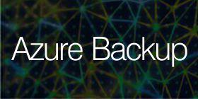 Azure Cloud Backup