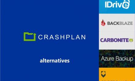 CrashPlan Alternatives for Cloud Backup