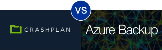 CrashPlan vs Azure Backup