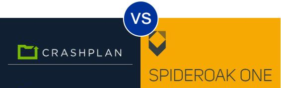 CrashPlan vs SpiderOak One
