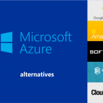 Microsoft Azure alternatives for Windows Server cloud hosting.