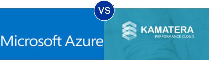 Microsoft Azure VS Kamatera
