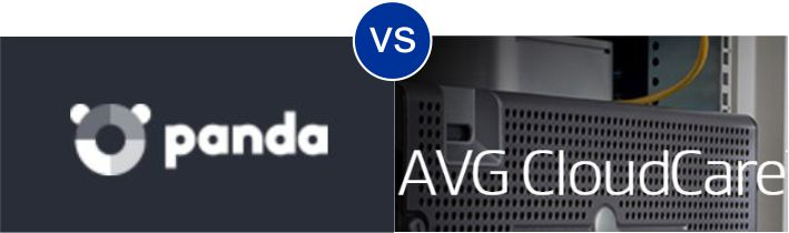 Panda Cloud Antivirus vs AVG CloudCare