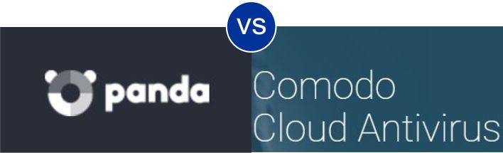 Panda Cloud Antivirus vs Comodo Cloud Antivirus
