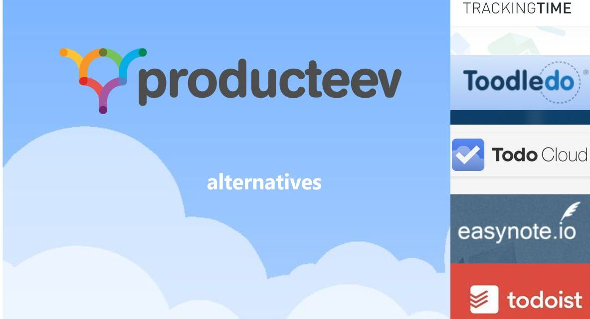 Producteev Alternatives for Cloud Productivity Management