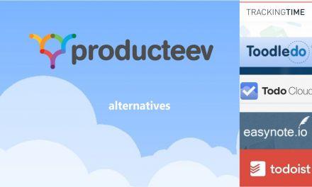 Producteev Alternatives for Cloud Productivity Management