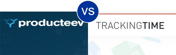 Producteev Alternatives: Producteev vs TrackingTime