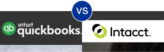 Quickbooks vs Intacct