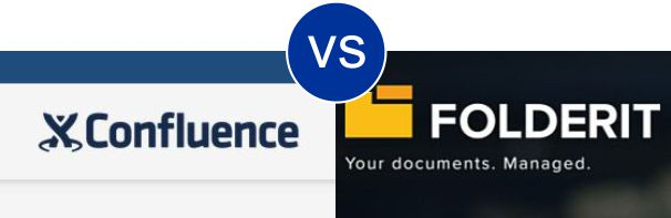 Confluence vs Folderit