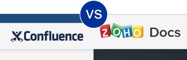 Confluence vs Zoho Docs
