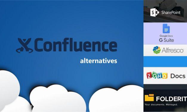 Confluence Alternatives for Cloud Document Management