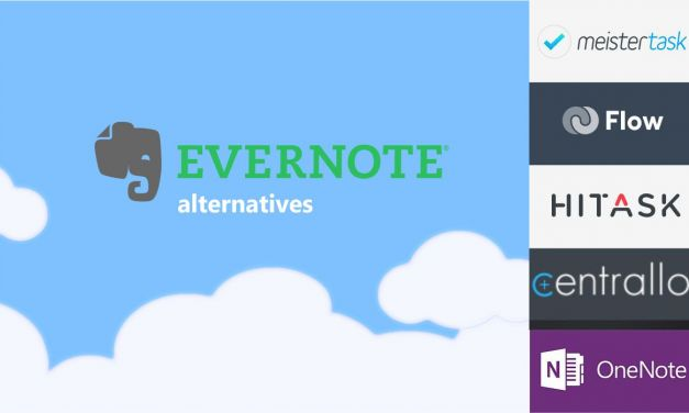 Evernote Alternatives for Cloud Task Management