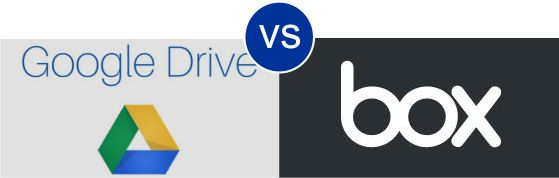 Google Drive vs Box