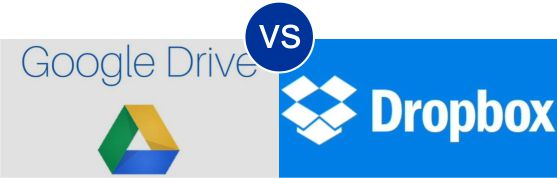 Google Drive Alternatives: Google Drive vs Dropbox