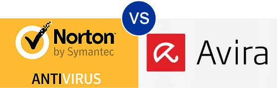 Norton Antivirus vs Avira Protection Cloud