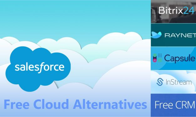 Salesforce Free Cloud Alternatives