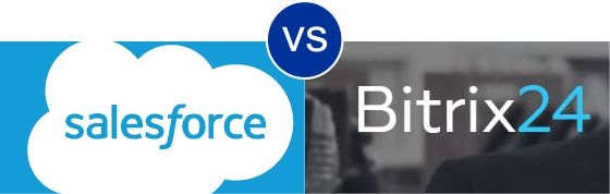 Salesforce vs Bitrix24
