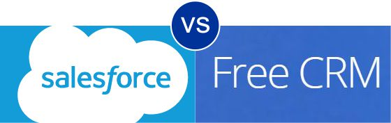 Salesforce vs FreeCRM
