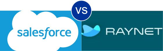 Salesforce vs Raynet CRM