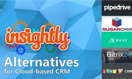 Insightly Alternatives for Cloud CRM