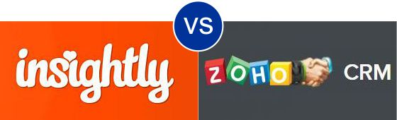 Insightly vs Zoho CRM