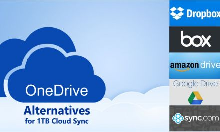 OneDrive Alternatives for 1TB Cloud Sync