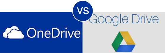 OneDrive vs Google Drive