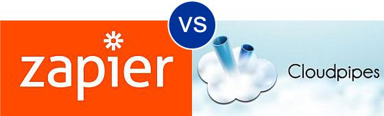 Zapier vs Cloudpipes