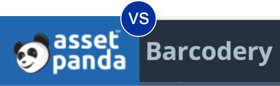 Asset Panda vs Barcodery