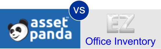 Asset Panda vs EZ Office Inventory