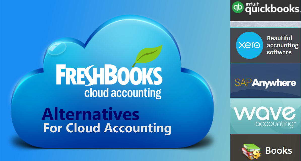 FreshBooks Alternatives for Cloud Accounting