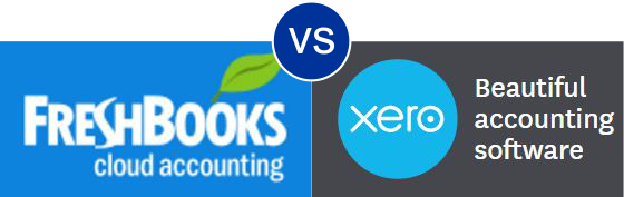 FreshBooks vs Xero