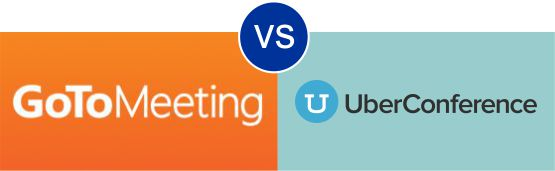 GoToMeeting vs UberConference