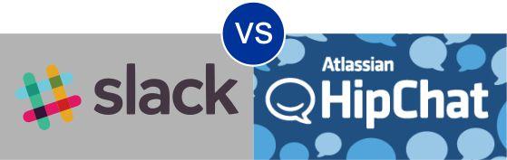 Slack vs HipChat