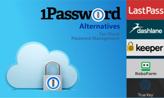 1Password Alternatives for Cloud Password Management