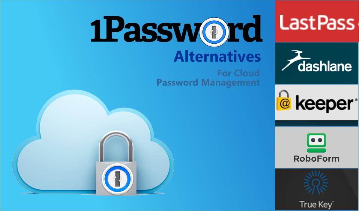 LastPass Alternatives for Cloud Password Management - 5 Best