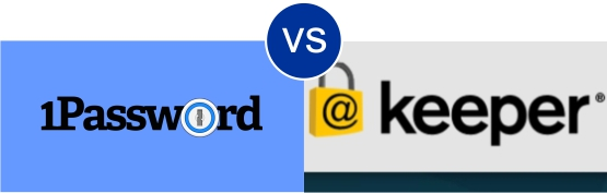 1Password vs Keeper
