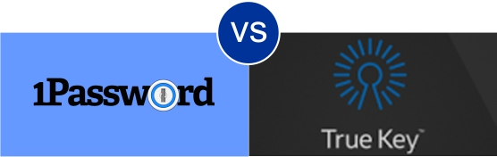 1Password vs True Key