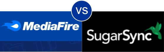 MediaFire vs SugarSync