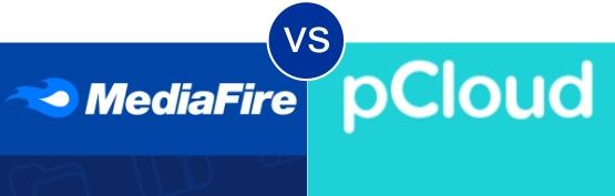 MediaFire vs pCloud