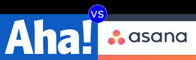 Aha vs Asana