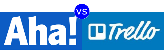 Aha! vs Trello