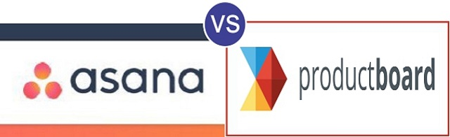 Asana Vs ProductBoard