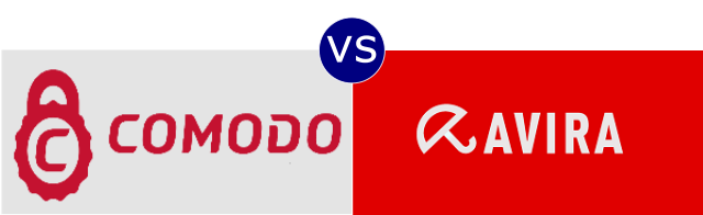 Comodo Cloud Antivirus vs Avira Protection Cloud