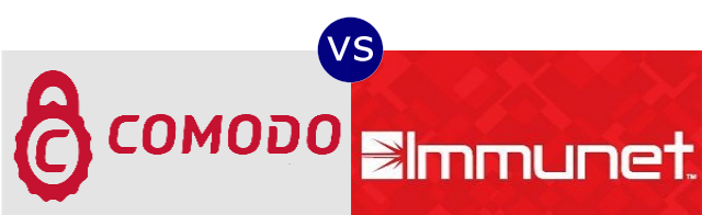 Comodo Cloud Antivirus vs Immunet