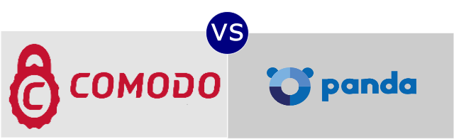Comodo Cloud Antivirus vs Panda Cloud Antivirus