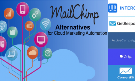 MailChimp Alternatives for Cloud Marketing Automation